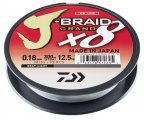 Daiwa J-Braid X8 Grand Grey