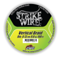 Strike Wire Vertical Braid X8 0,13mm