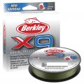 Berkley X9 0,25mm Low-Vis Green