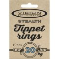 Vision Tippet Rings Stelth 20kg.