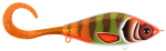 Strike Pro Guppie Jr 11,5cm Three Kings - Orange/Gold Glitte